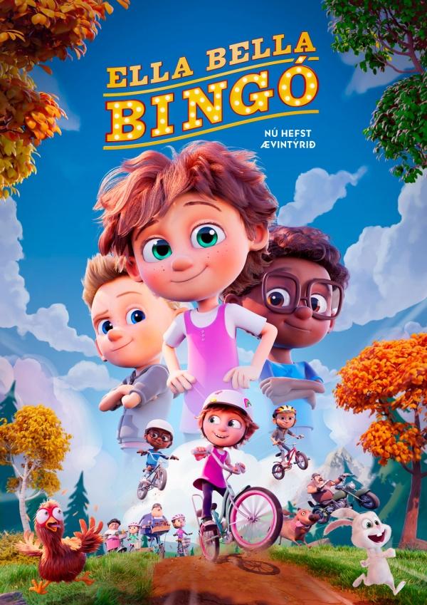 Ella Bella Bingó poster image
