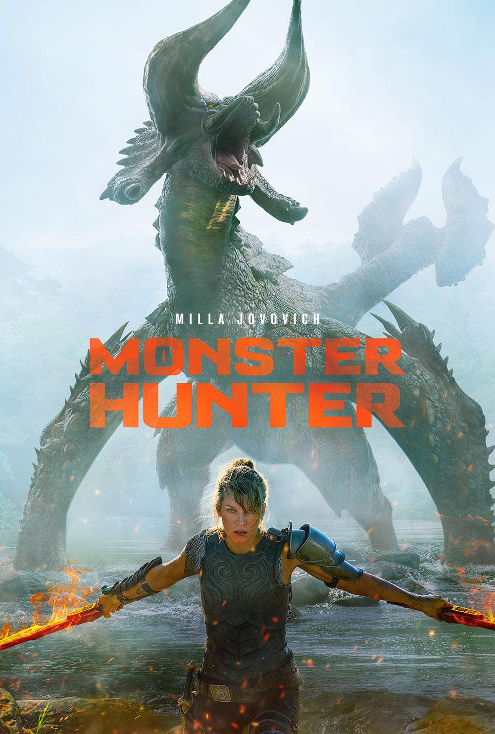 Monster Hunter poster image