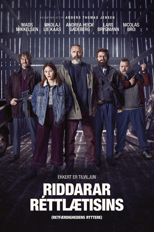 Riddarar réttlætisins poster image
