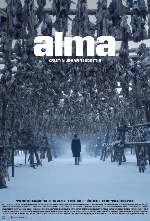 Alma poster image