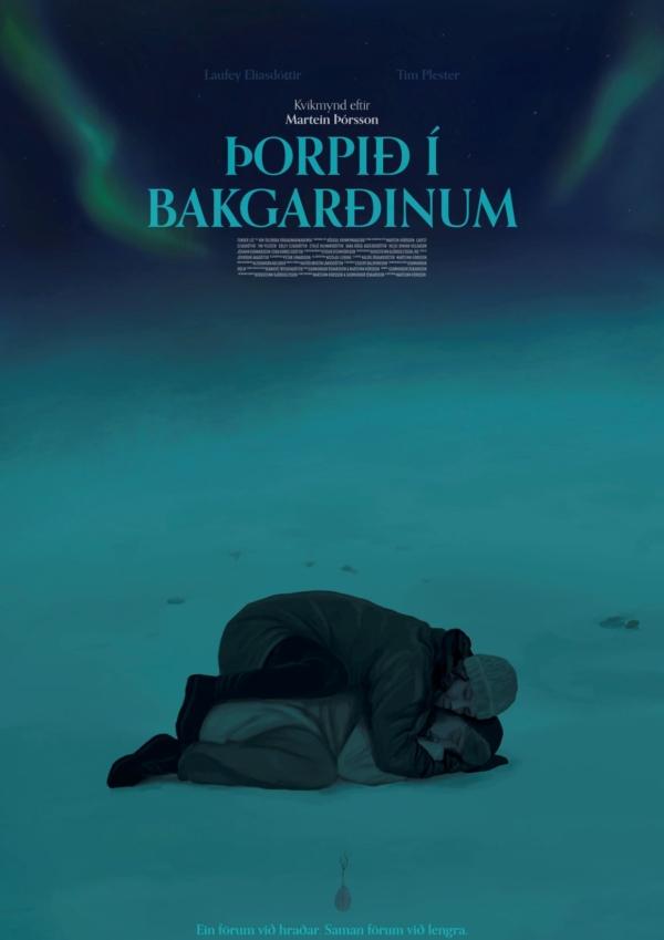 Þorpið í bakgarðinum poster image