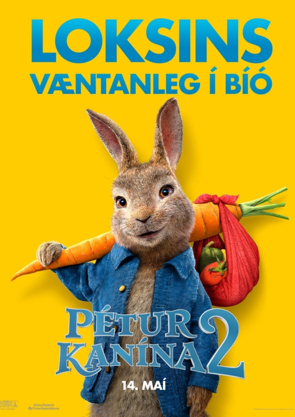 Pétur kanína 2 – Strokukanínan poster image
