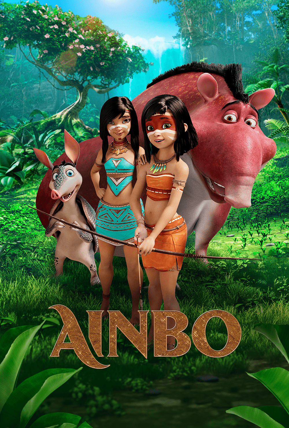 Ainbo poster image