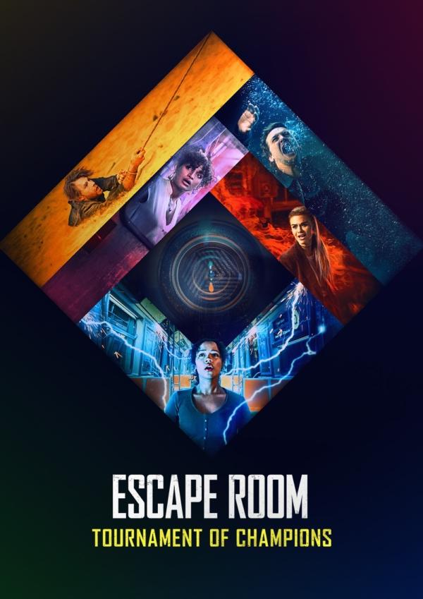 Escape Room 2 poster image