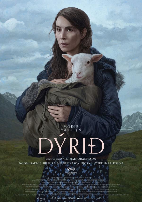 Dýrið poster image